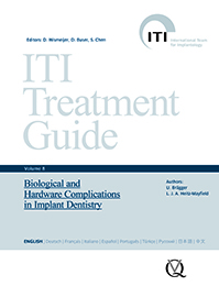 ITI Treatment Guide, Volume 8: Biological and Hardware Complications in Implant Dentistry
