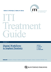 ITI Treatment Guide, Vol 11: Digital Workflows in Implant Dentistry